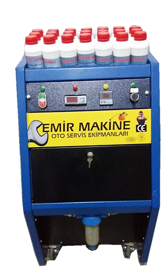 EMR05 Radiator & Intercooler & Heater Core Cleaner Machine